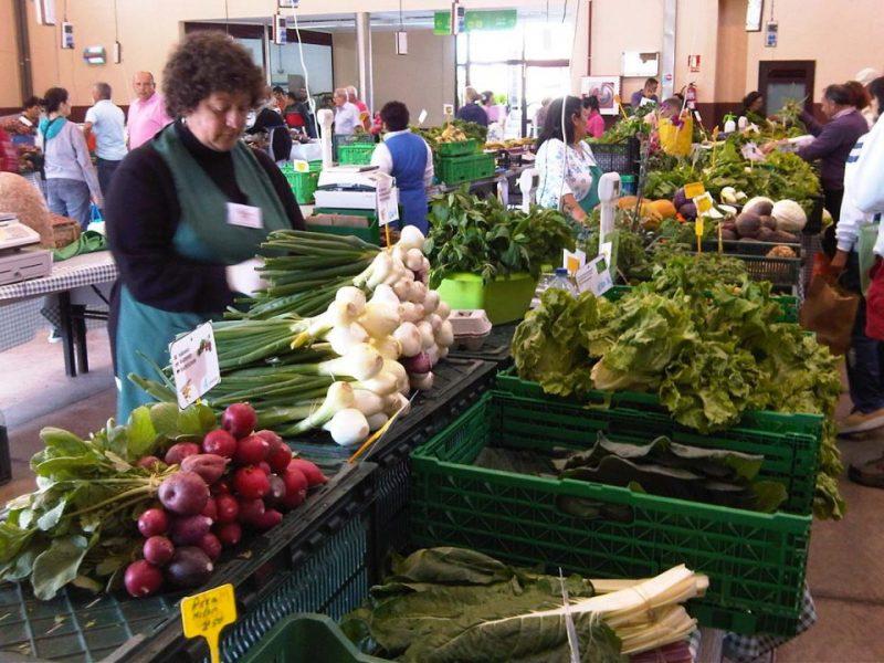 Mercati agricoli a Tenerife