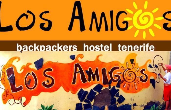 LOS AMIGOS HOSTEL TENERIFE