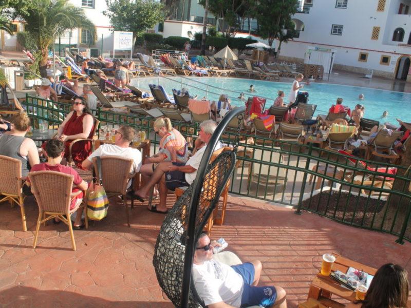 Pool Bar Puerto Colon