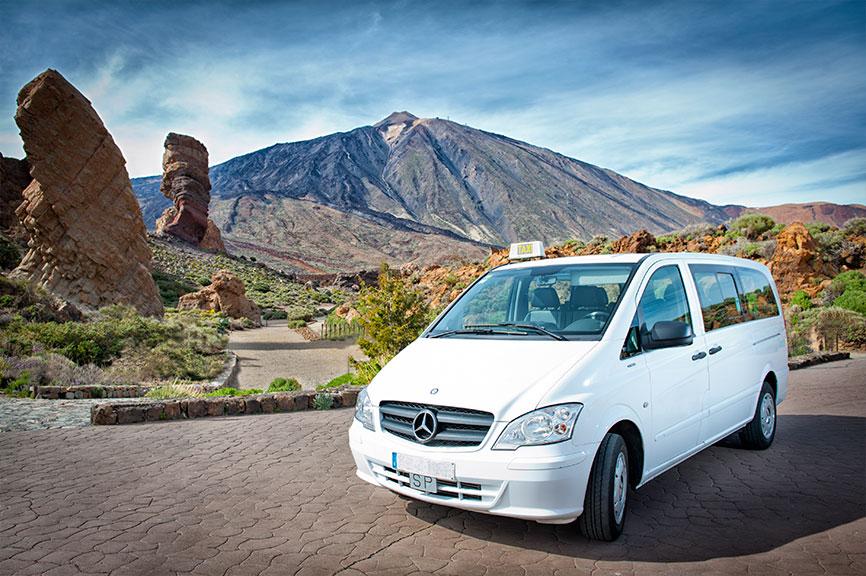 Il Taxi a Tenerife