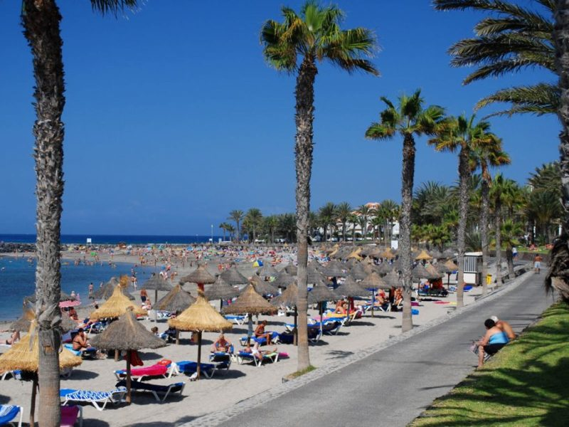 Playa de el Camison