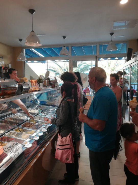 Ice Cream Shop Palm Mar
