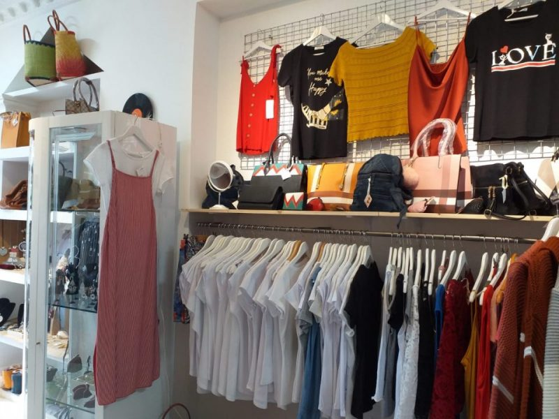 Los Cristianos clothing store