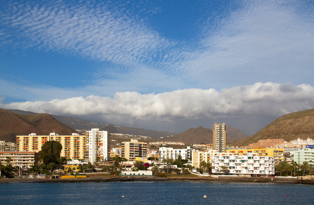 Los Gigantes a Tenerife