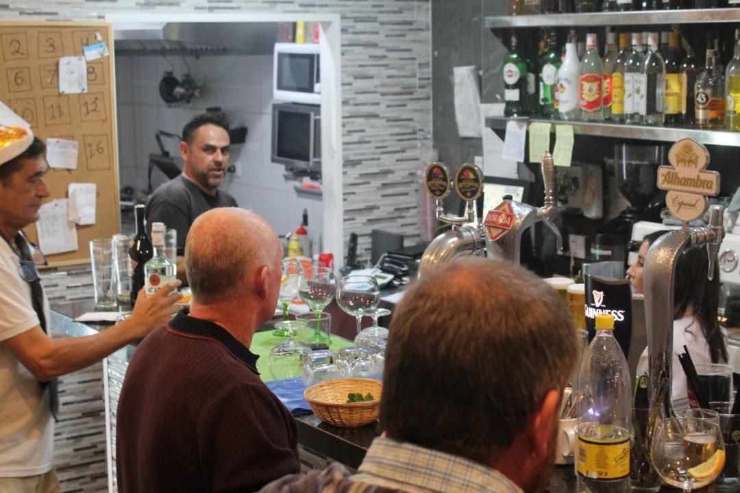 Restaurant Puerto Colon