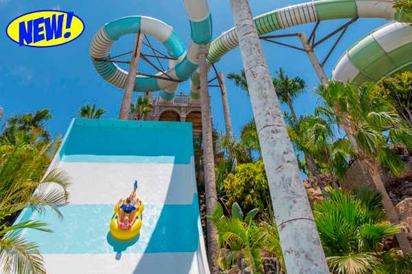 Aqualand attrazioni