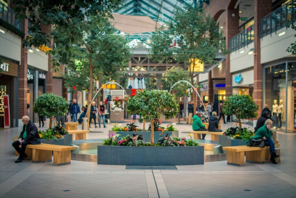 3 biggest shopping centers of Tenerife
