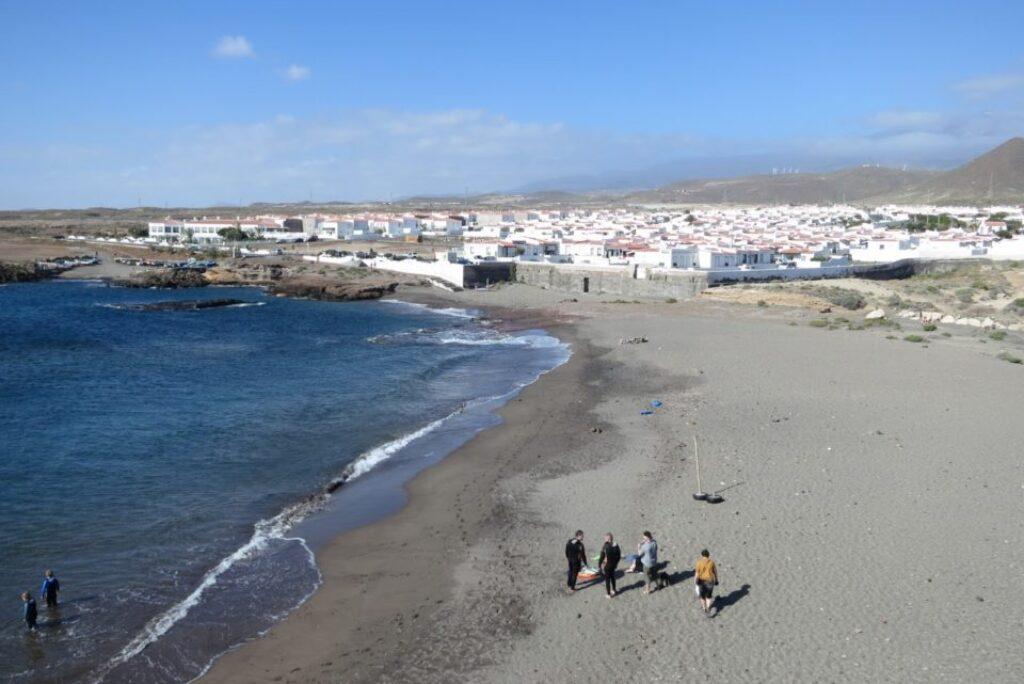 Abriguitos' Beach