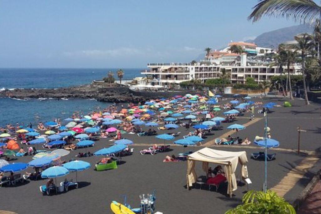 Arena's Beach Tenerife