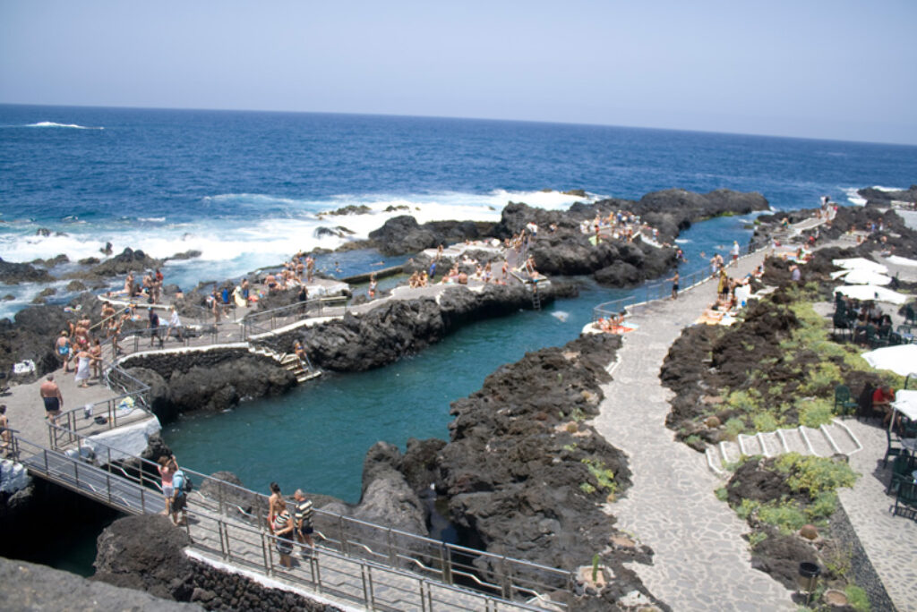 Natural Pools Garachico – El Caleton