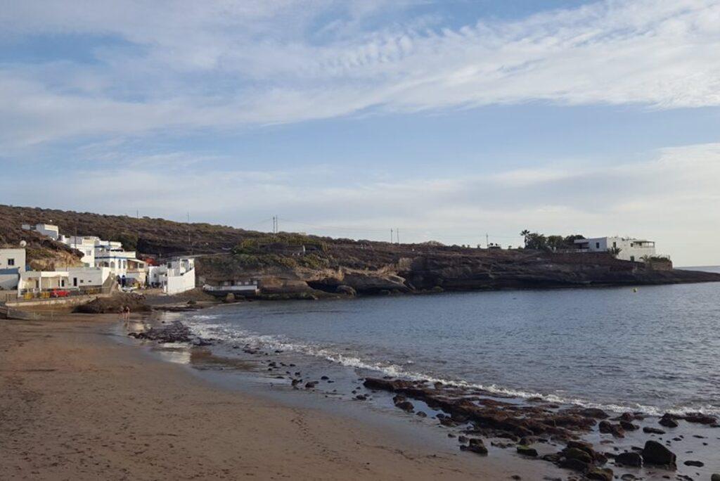 Puertito de Armeñime's beach