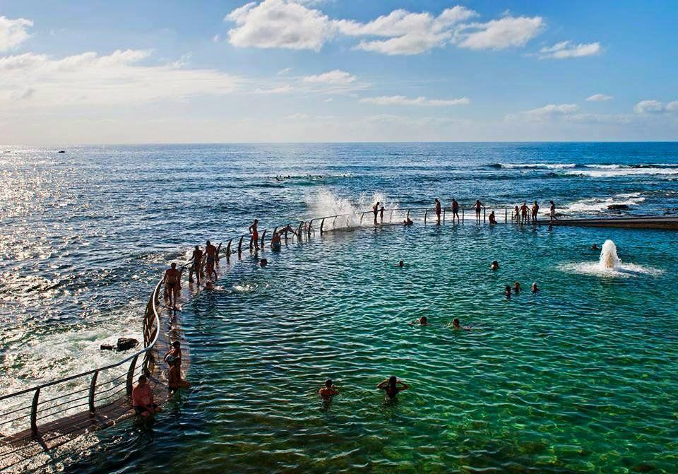 Piscina naturale Bajamar