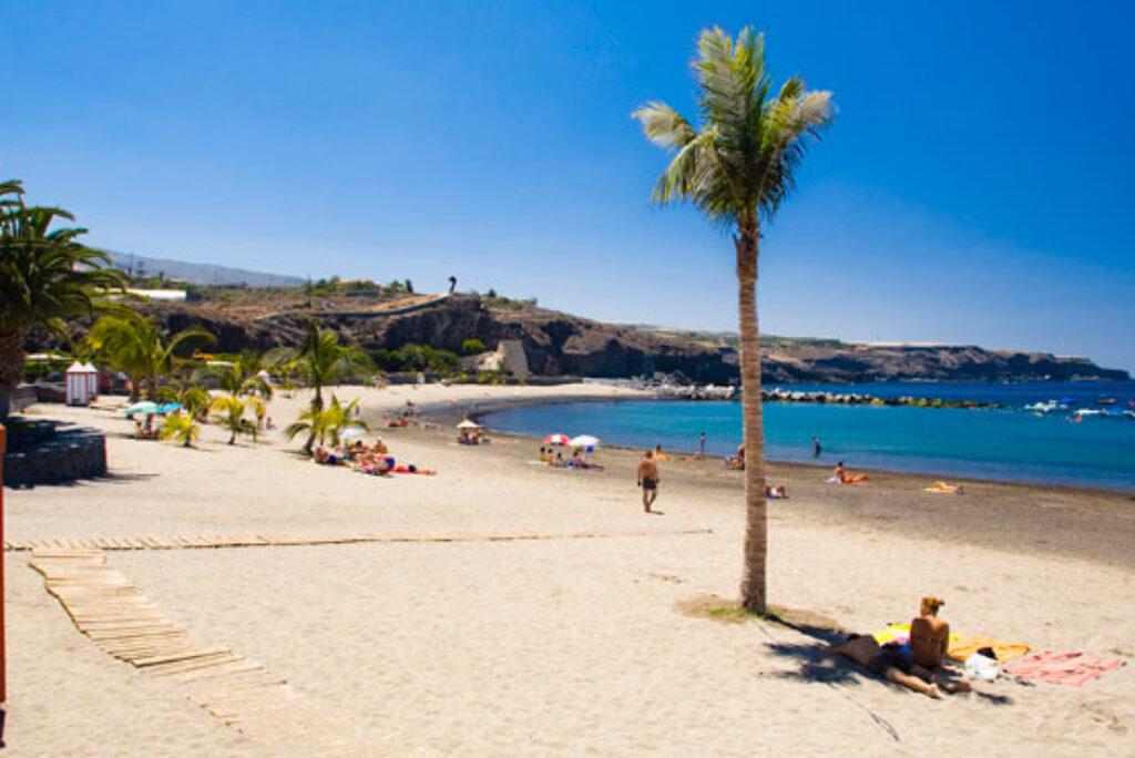 San Juan's beach