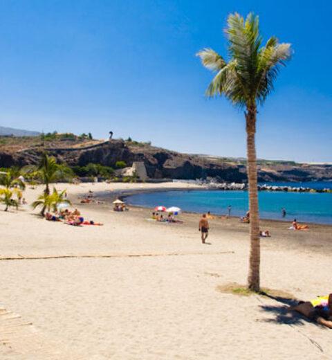 Duque's beach Tenerife