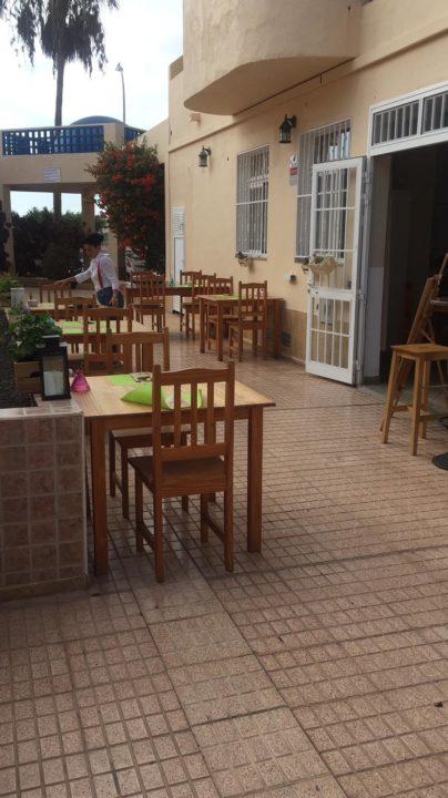Coffee bar Playa Paraiso