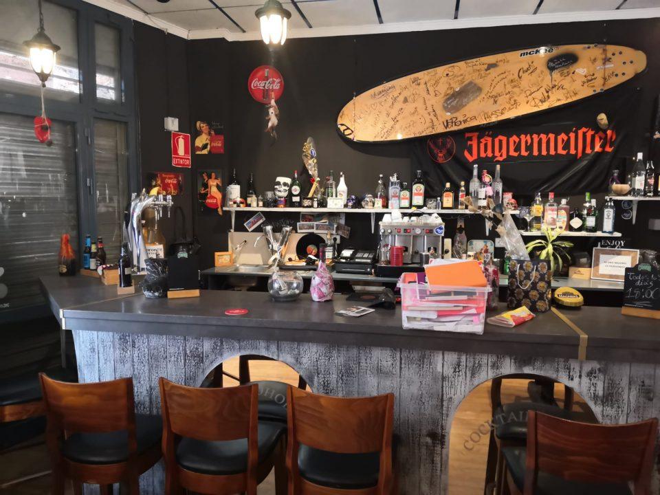 Coffee shop Las Galletas