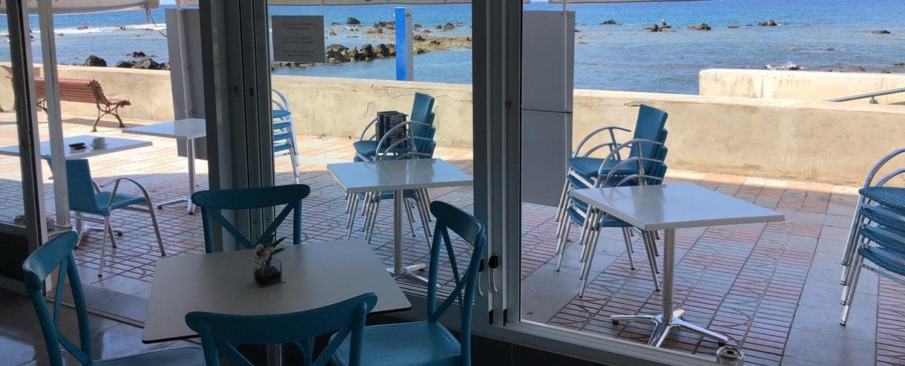 Cafeteria in Las Galletas