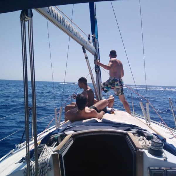 Sailing Excursion Gulliver